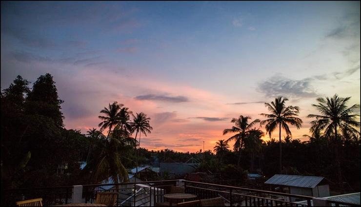 Norton Homestay Lombok - exterior