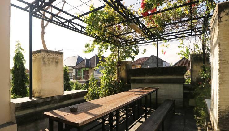 Kara Residence Bali - Sitting Area