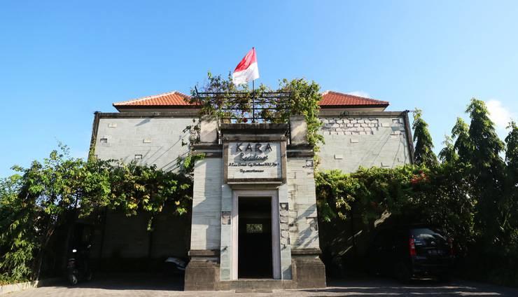 Kara Residence Bali - Hotel Front
