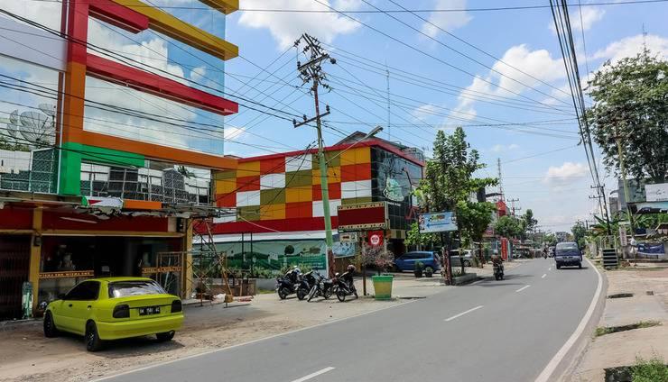 NIDA Rooms Pekanbaru Shopping Mall Pekanbaru - Eksterior