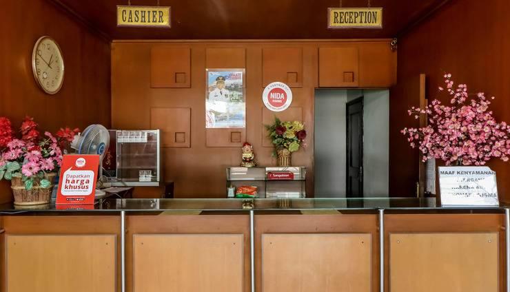 NIDA Rooms Pekanbaru Shopping Mall Pekanbaru - Resepsionis