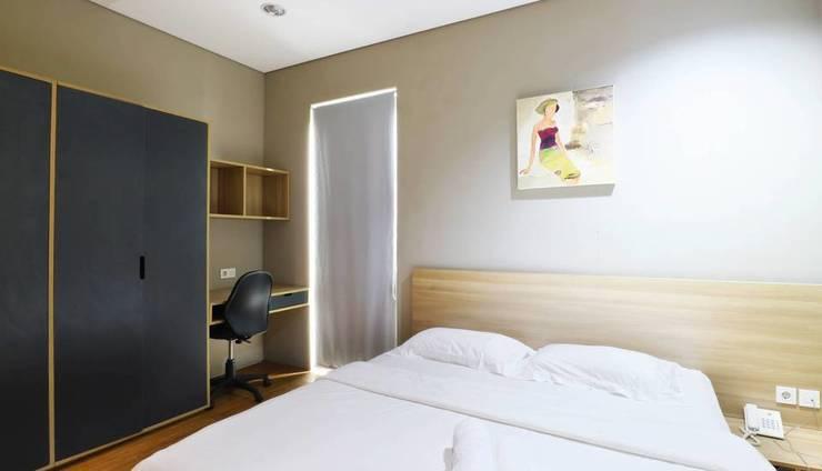 M Suite Lippo Karawaci Tangerang - Deluxe Room