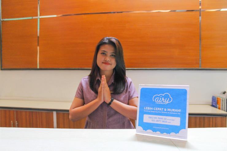 Airy Cihaurgeulis Surapati 235 Bandung - Lobby