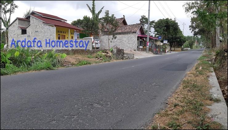 Ardafa Homestay Yogyakarta - exterior