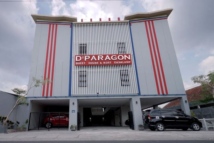 D'Paragon Sumber Solo - exterior