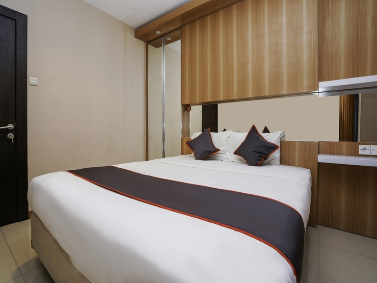 Collection O 29 Twin Tower Surabaya - Guestroom Su/T