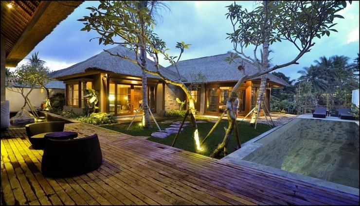 Luwak Ubud Villas Bali - exterior