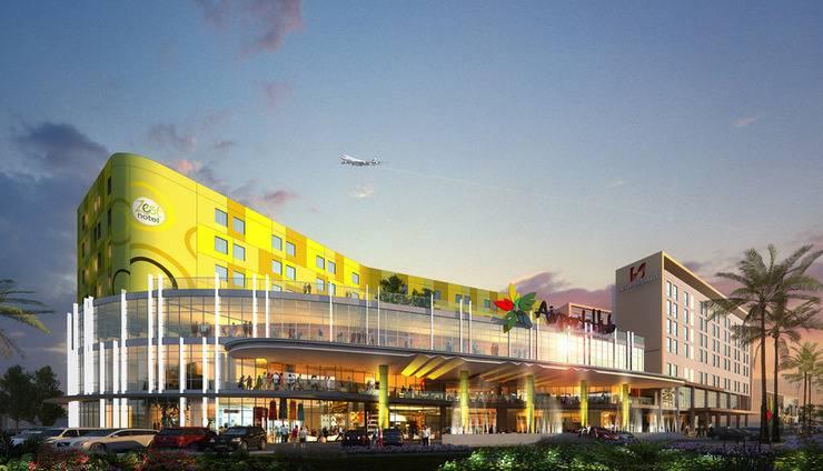 Zest Hotel Airport Tangerang - Hotel Building