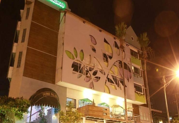 Sofyan Inn Grand Kalimas - Hotel Halal Nyamplungan - Eksterior