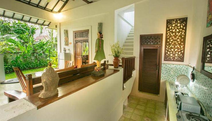 Gusde House & Villa Bali - dapur