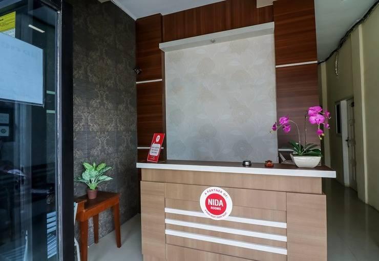 NIDA Rooms Setia Budi 90 Ring Road Medan Selayang - Resepsionis