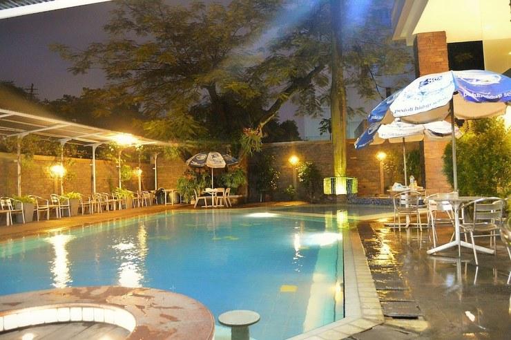 Kedaton Hotel Bandung - Pool