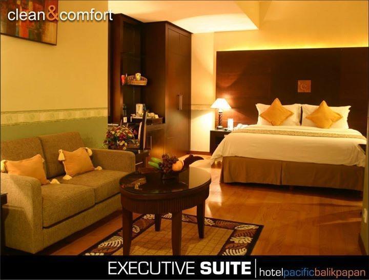 Hotel Pacific Balikpapan - Suite Eksekutif
