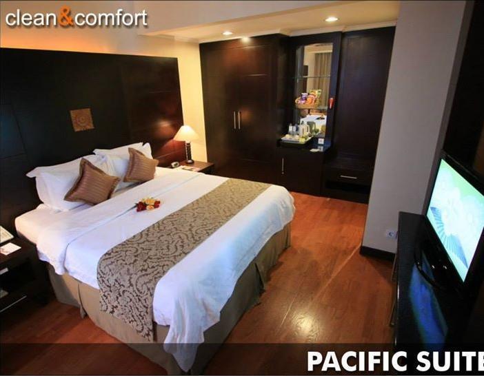 Hotel Pacific Balikpapan - Pacific Suite