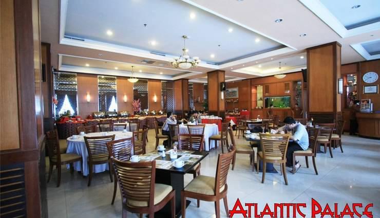 Hotel Pacific Balikpapan - Restoran