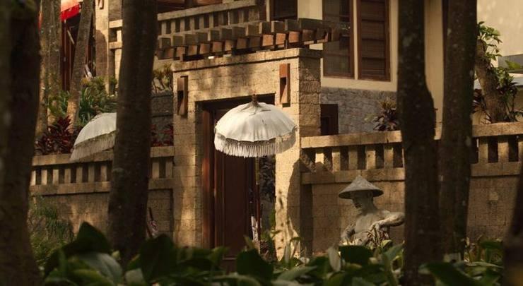 Villa Puri Candikuning - Eksterior