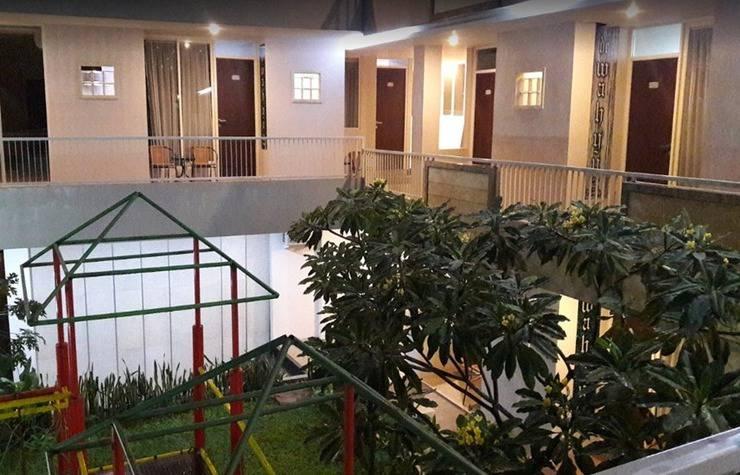 De Wahyu Hotel & Convention Malang - Exterior