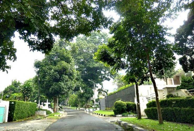 De Kapten Setiabudi Cottage Bandung -