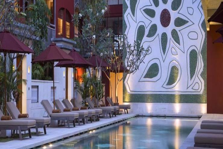 Alaya Resort  Kuta - Kolam Renang