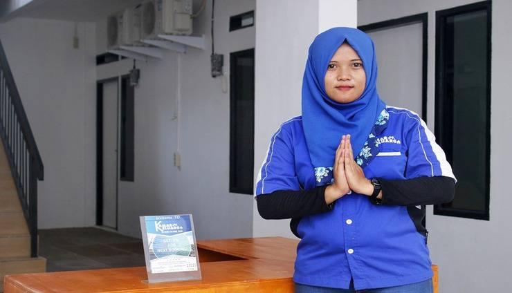 Kamar Keluarga Kebon Jeruk Jakarta - Reception