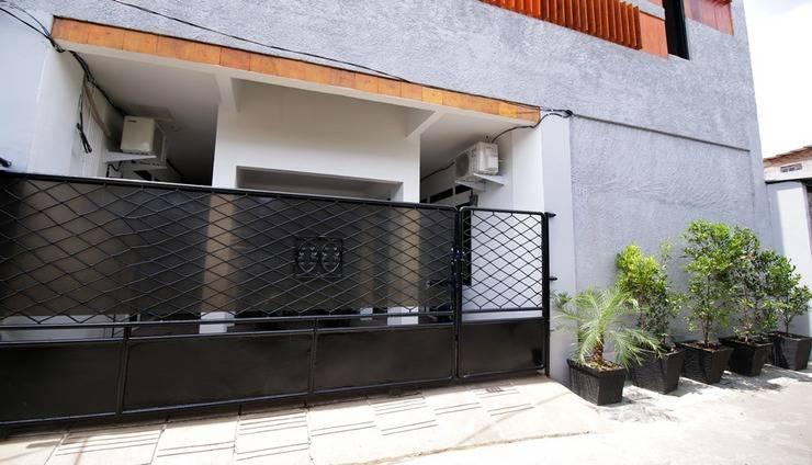 Kamar Keluarga Kebon Jeruk Jakarta - Exterior