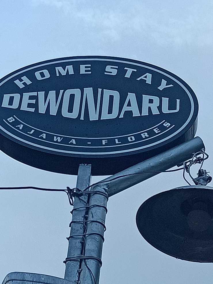 Dewondaru Homestay Ngada - exterior
