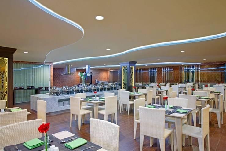 Hotel Santika Depok - Restoran