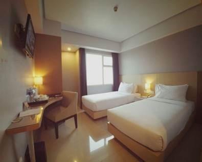 Hotel Santika Depok - Guest room