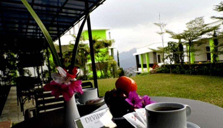 Deview Hotel Batu - Teras