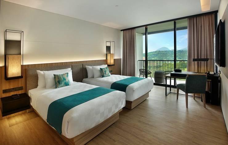Royal Tulip Gunung Geulis Bogor - Deluxe Twin Bed