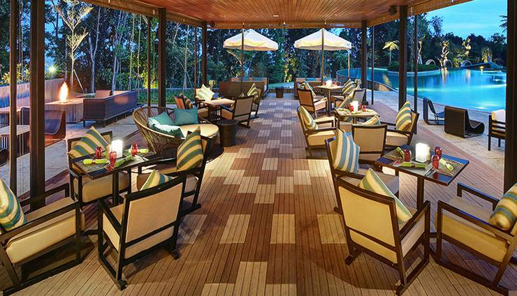 Royal Tulip Gunung Geulis Bogor - Royal Tulip Gunung Geulis Resort & Golf - Bogor - Fire     Grill & Bar