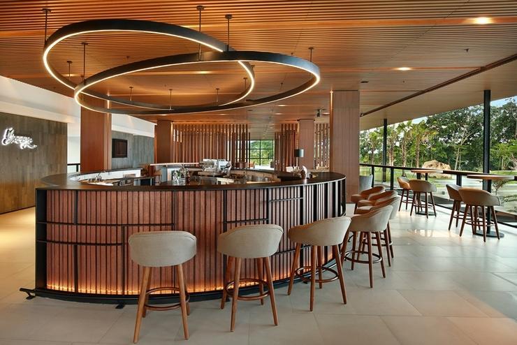 Royal Tulip Gunung Geulis Bogor - Breeze Lounge
