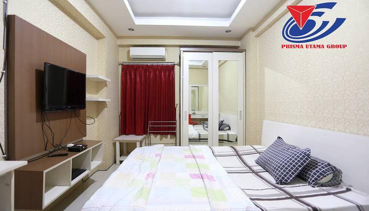Apartment The Suites Metro Bandung - Kamar Tidur
