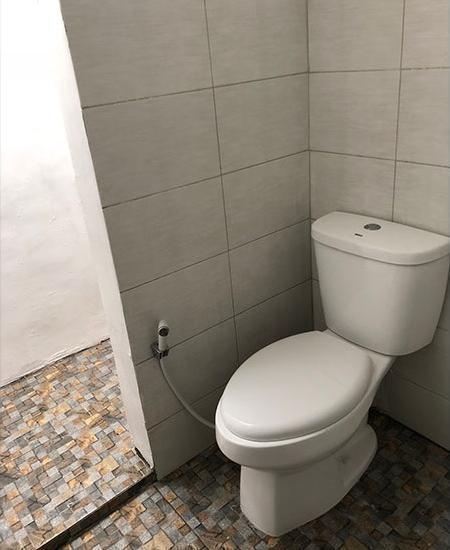 Papyrus Homestay Syariah Malang - Bathroom
