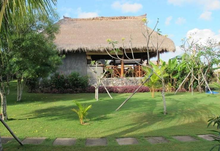 Merta Sari Balangan Bungalows Bali - Tampilan Luar