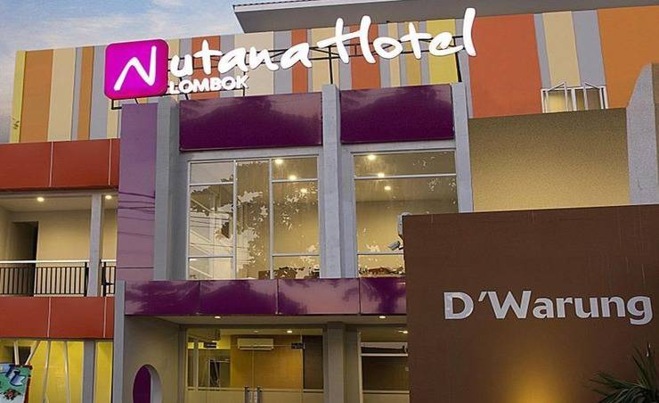 Nutana Hotel Mataram - Eksterior