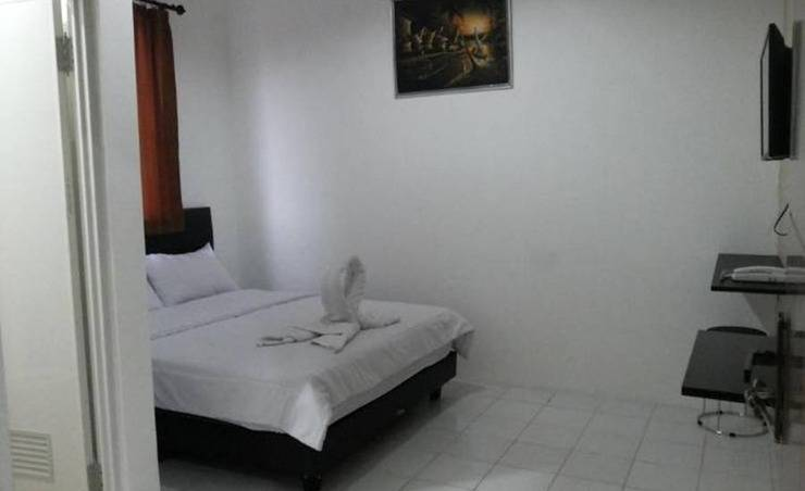 De Ritz Residence Surabaya - Kamar tamu