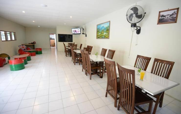 De Ritz Residence Surabaya - Restoran