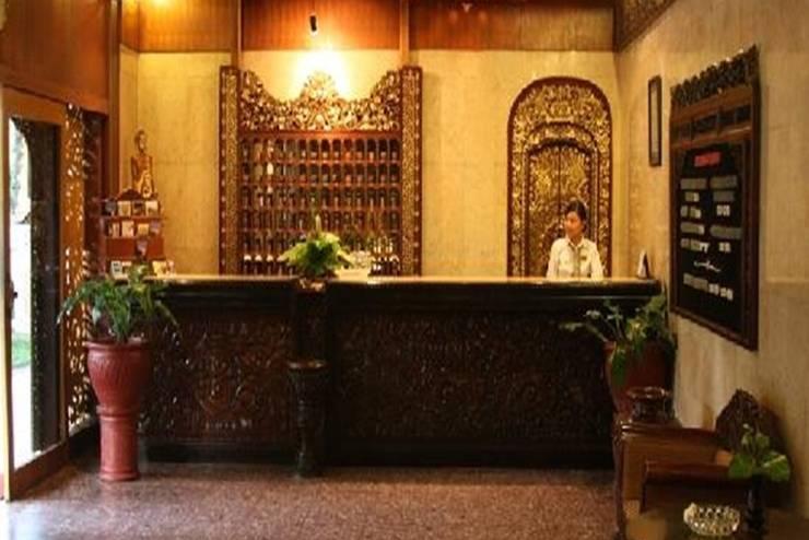 Hotel Puri Artha Yogyakarta - Resepsionis