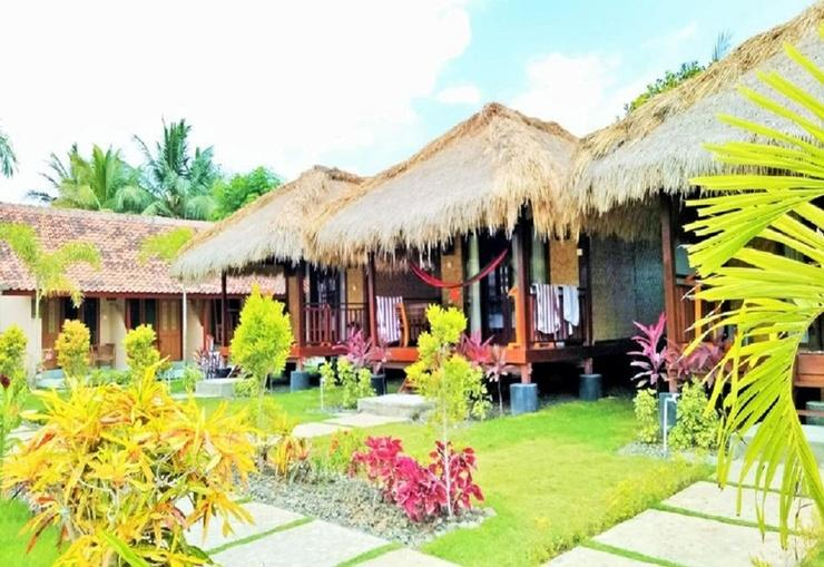 Aldi's Bungalow Lombok - Exterior