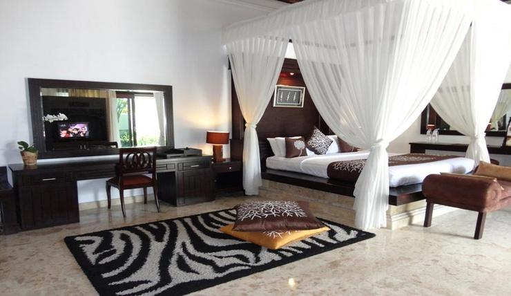 Hillstone Uluwatu Villa Bali - Room