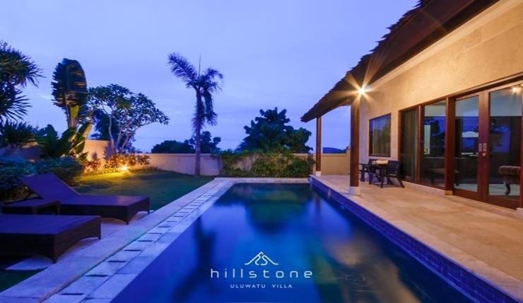 Hillstone Uluwatu Villa Bali - Pool