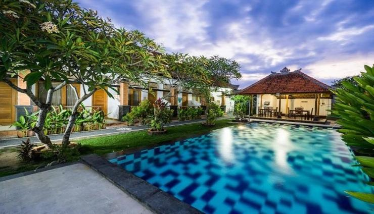 Exotic Inn Lembongan - pool