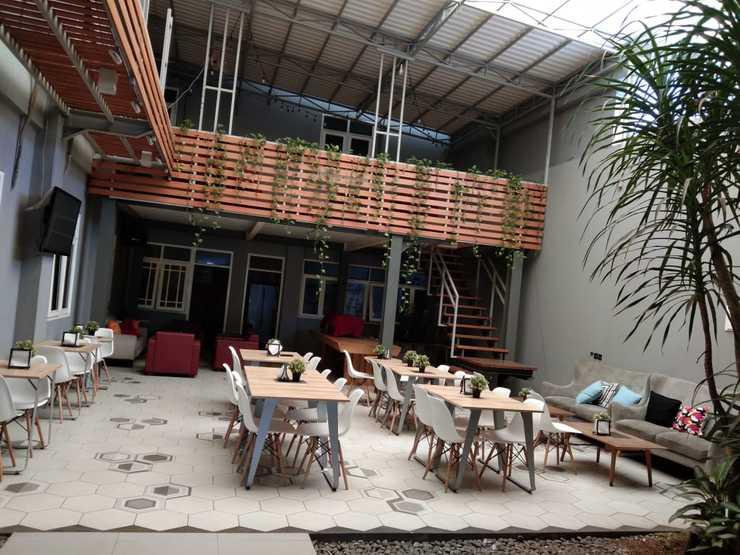 Hotel Nyland 3 Bandung - 3