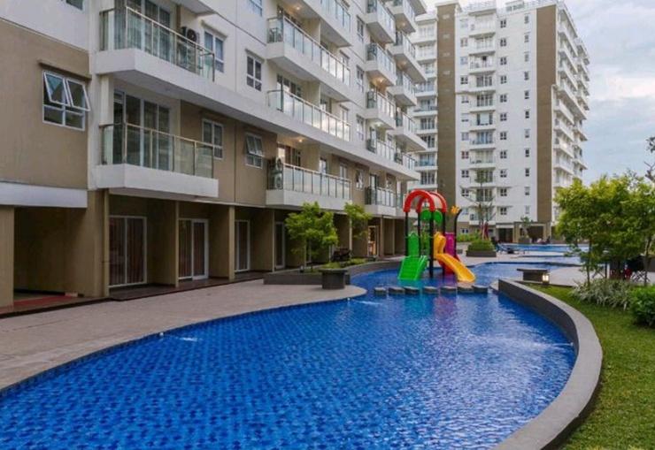 Apartemen Gateway Pasteur Matel id Bandung - Pool