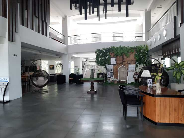 The Sun Hotel Sidoarjo - Interior