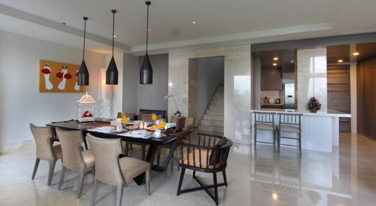 Ayana Residences Bali - Ruang makan