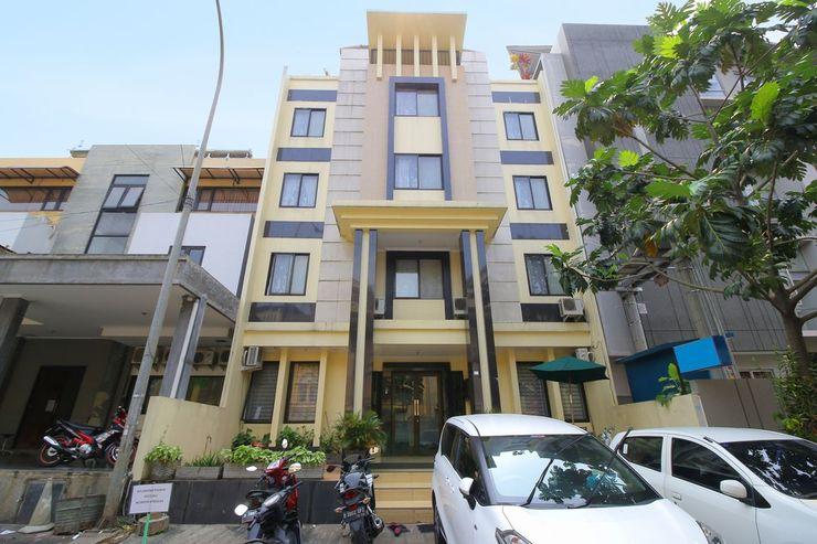 Travero Rooms Tangerang Selatan - Facade