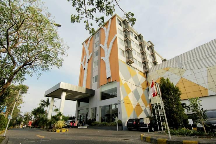 The Sun Hotel Madiun - Building