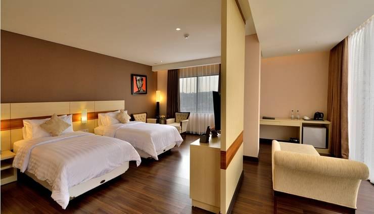 Hotel California Bandung - Suite Twin